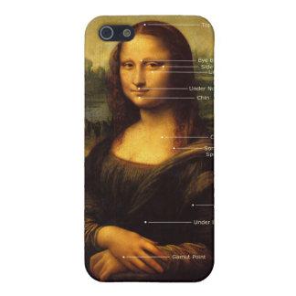 Regalos de la hipnosis del caso del iPhone de Mona iPhone 5 Protector