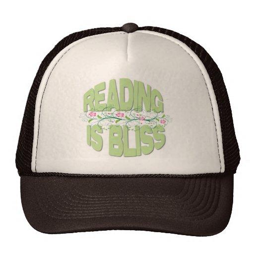 Regalos de la lectura gorras