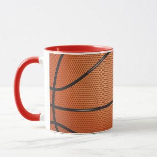 Regalos de la mirada del baloncesto para las fans taza