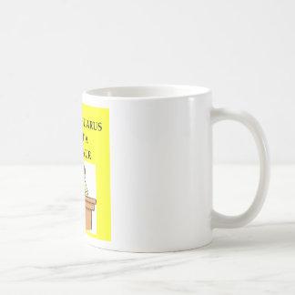 Regalos de la paleontología tazas de café