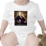 Regalos de la sabiduría de la cita de la gratitud trajes de bebé