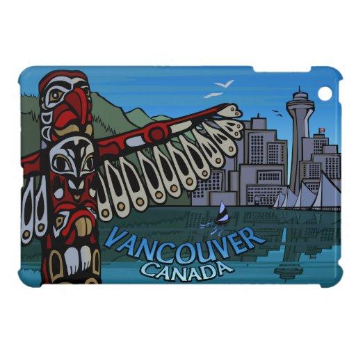 Regalos de la señal de Vancouver del caso del iPad