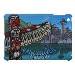 Regalos de la señal de Vancouver del caso del iPad iPad Mini Coberturas