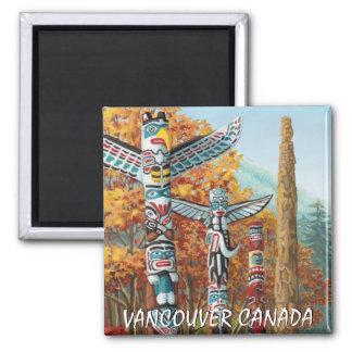 Regalos de la señal de Vancouver del recuerdo del  Imán De Nevera