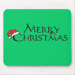 Regalos de las Felices Navidad Tapetes De Raton