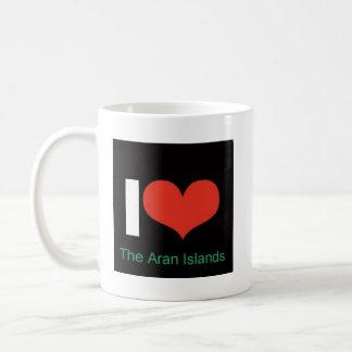 Regalos de las islas de Aran Taza De Café