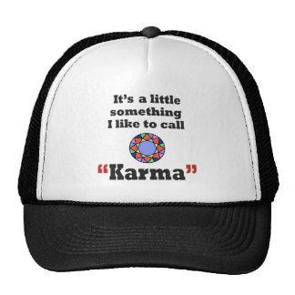 Regalos de las karmas gorra