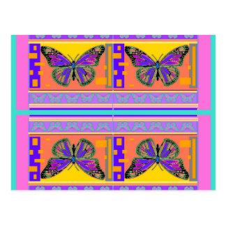 Regalos de las mariposas de monarca del sudoeste tarjetas postales