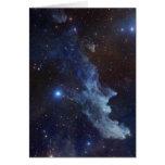 Regalos de las nebulosas tarjetas