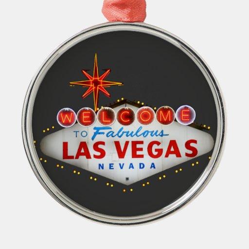 Regalos de Las Vegas Adornos