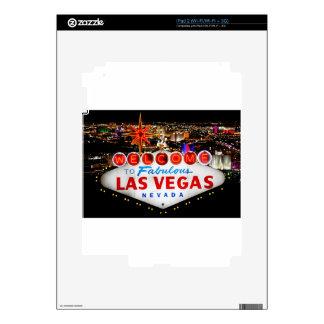 Regalos de Las Vegas Calcomanía Para iPad 2