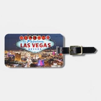 Regalos de Las Vegas Etiquetas Maleta