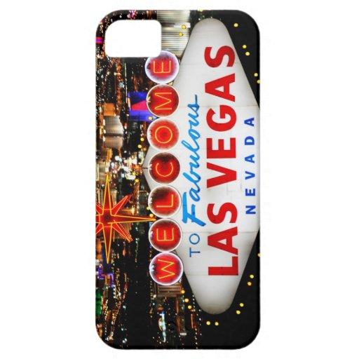 Regalos de Las Vegas iPhone 5 Carcasa
