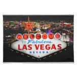 Regalos de Las Vegas Manteles Individuales