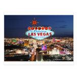 Regalos de Las Vegas Postal