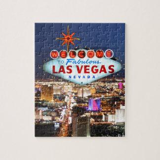 Regalos de Las Vegas Puzzles