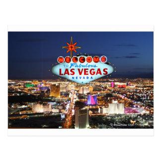 Regalos de Las Vegas Tarjeta Postal