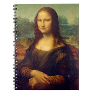 Regalos de Leonardo da Vinci Mona Lisa Libretas