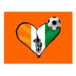 Regalos de los aficionados al fútbol de Costa de M
