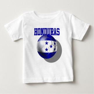Regalos de los aficionados al fútbol de Honduras Remera