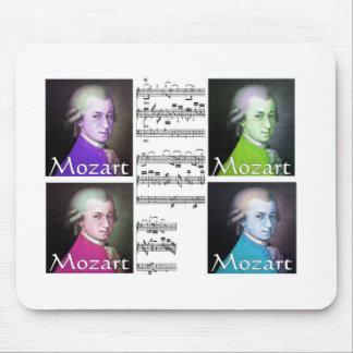 Regalos de los amantes de Mozart Alfombrilla De Raton