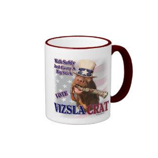 Regalos de los amantes de VIZSLA Taza De Café