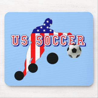 Regalos de los deportes de los E.E.U.U. - el ameri Mousepads