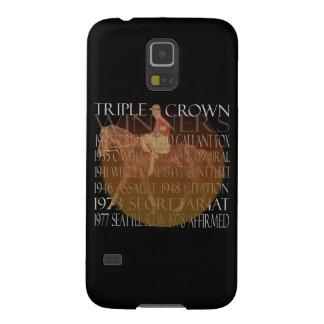 Regalos de los ganadores del Triple Crown y Funda Para Galaxy S5