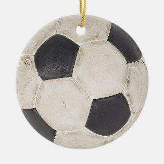 Regalos de los jugadores de fútbol de la idea del  adorno de navidad