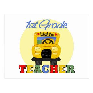 Regalos de los profesores postal