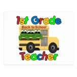 Regalos de los profesores postales