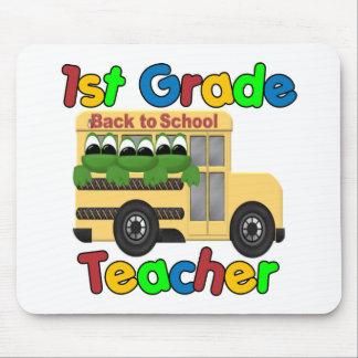 Regalos de los profesores tapetes de ratón