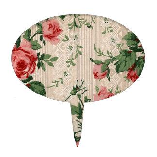 Regalos de los rosas decoraciones para tartas