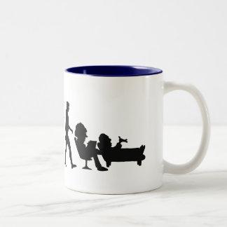 Regalos de los terapeutas del psiquiatra del psicó taza de café