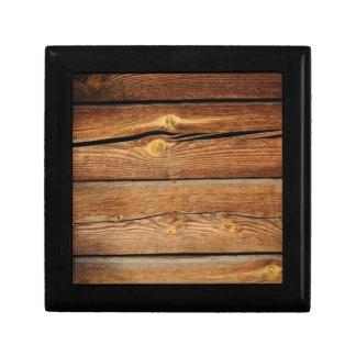 Regalos de madera rústicos del país del diseño de  cajas de joyas