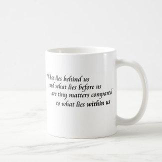 Regalos de motivación inspirados de la cita de las taza de café