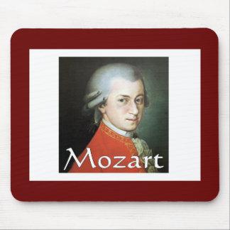 Regalos de Mozart para los amantes de la música Tapetes De Ratón