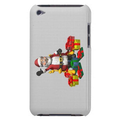 Regalos de Navidad Case-Mate iPod Touch Protectores