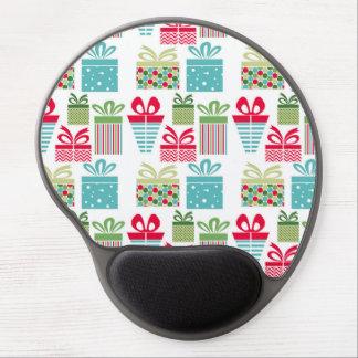 regalos de Navidad modernos de las tendencias Alfombrillas De Raton Con Gel