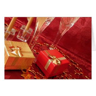 Regalos de Navidad Tarjeta De Felicitación