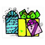 Regalos de Navidad Tarjeta Postal