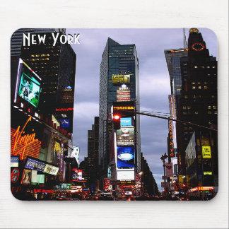 Regalos de New York City del paisaje urbano de Nue Tapete De Ratones