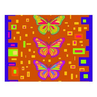 Regalos de Orage del sudoeste de Mariposa por Postales