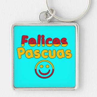 Regalos de Pascua para los altavoces españoles Fel Llaveros