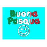 Regalos de Pascua para los altavoces italianos: Bu Postales