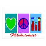 Regalos de Phlebotomist Postal