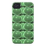 REGALOS DE PIEDRA cristalinos de la energía del Case-Mate iPhone 4 Cárcasas