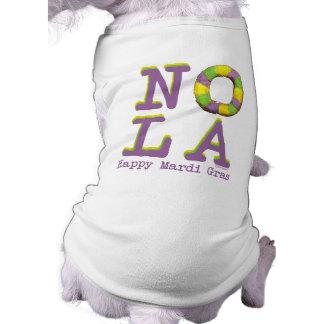 Regalos de rey Cake de NOLA Camisetas De Perro