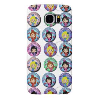 Regalos de Soy Muy Flamenca Multicolor... Funda Samsung Galaxy S6