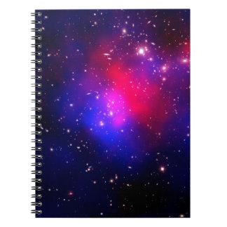 Regalos de SpaceGalaxies - el racimo de Pandora - Cuaderno